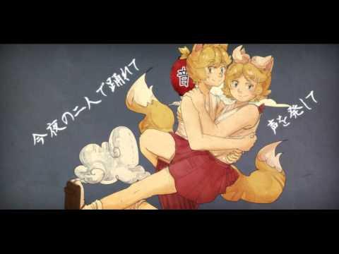 【VOCALOID Original】 KANKAN☆DANCIN【Kagamine Rin/Len】