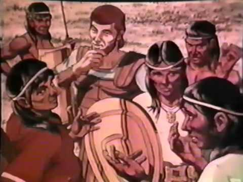 Filmstrip OF174: 2,000 Stripling Warriors (1965)
