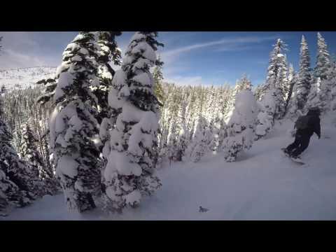 Whitefish, Montana - The Big Mountain