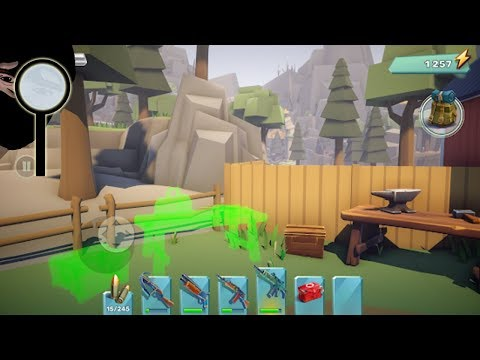 Tegra Crafting and Building Gameplay Trailer