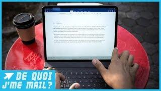 Le nouvel iPad Pro veut remplacer votre PC ! DQJMM (1/1)
