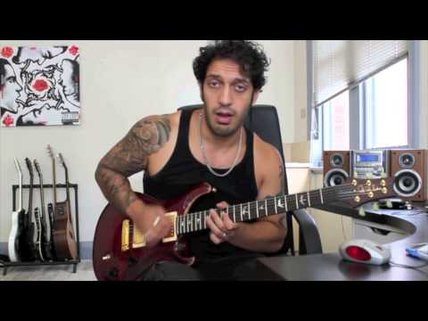 How to play 'Always On The Run' by Lenny Kravitz (Slash) Guitar Solo Lesson