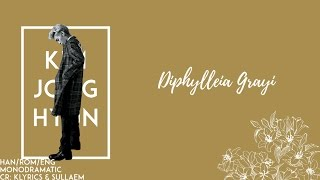 Jonghyun (종현) - Diphylleia Grayi (Skeleton Flower) (ì'°í...