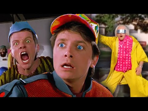 Is BACK TO THE FUTURE PART II Better Than The Original?