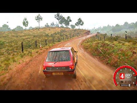 DiRT 4 - Career Mode Gameplay  - Historic Rally (Peugeot 250C GTI)