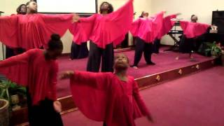 CCOP Praise Dance- I Believe by James Fortune