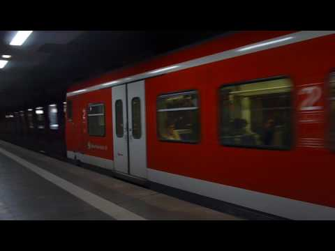 S Bahn Rhein Ruhr Abfahrt Br 111 X Wagen Als S1 Nach Dortmund Hbf