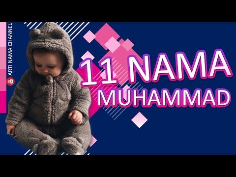 11 Variasi Nama Anak Laki Laki Islam Tiga Kata Awalan Muhammad Dengan Artinya