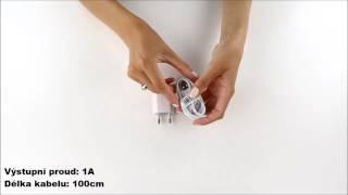 Ukázkové video - Nabíječka pro iPhone 4 / 4s