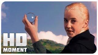 Первый полет на метле - Гарри Поттер и философский камень (2002) - Момент из фильма