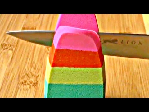 The Most SATISFYING KINETIC SAND VIDEO COMPILATION ON YOUTUBE (Ultimate ASMR)