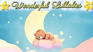 2 Hours Super Calming Baby Sleep Music Lullaby ♥ Soft Bedtime Hushaby ♫ Good Night Sweet Dreams