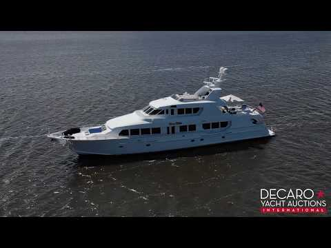 EASY RIDER Motor Yacht | Fort Lauderdale, Florida | Live Yacht Auction November 3, 2018
