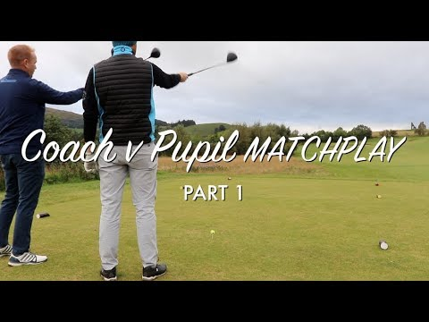 98555a95f37d Coach v Pupil Matchplay PART 1 - YouTube