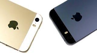 iPhone 5S iOS 10.3.3 vs iPhone 5S iOS 11 Beta 10!