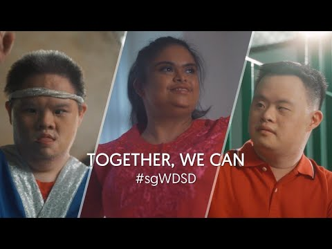 Together, We Can - Celebrating World Down Syndrome Day 2021