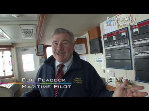 "Bob Peacock ""Maritime Pilot"", 6 4 15, Part 1"