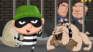 ВОРИШКА БОБ 3 новая 13 серия Боб Победил Новая версия Игры Грабитель Боб Игра для дете Robbery Bob3