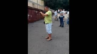Взрыв 25.08.2016 в центре Донецка