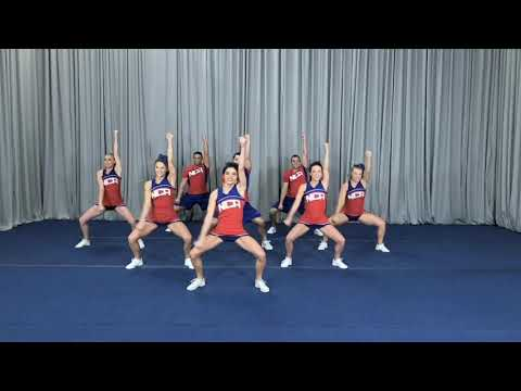 NCA 2018 Camp Cheer