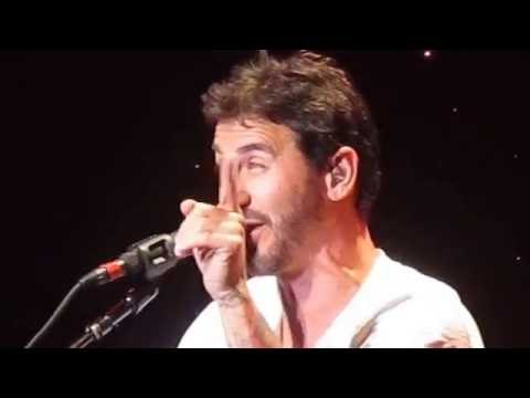 """Sully Erna Live: Speech + """"Nothing Else Matters"""" at Resorts (11/5/16)"""