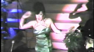 "Tish Gervais ""Gee Whiz"" at Limelight in 1985"
