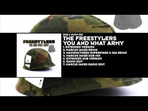 The Freestylers - You And What Army (Radio Edit)