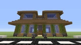 Cancello Di Legno Minecraft : Minecraft casa bellissima videos minecraft casa bellissima clips