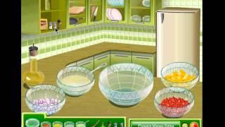 Приготовление пищи класс Сары: рыбы тако - видео игры