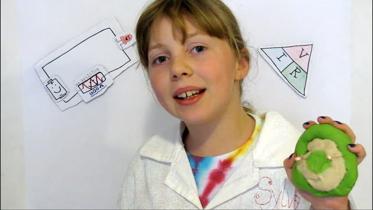 Squishy Circuits Sylvias Mini Maker Show Youtube Got To Teach Electrical Circuit Game Lesson
