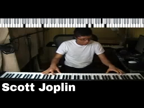 "Treemonisha ""A Real Slow Drag"" Scott Joplin Interpretation by Tay Zonday"