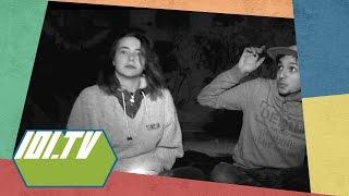 Horrorhuis - Emma en Sahil zien geesten