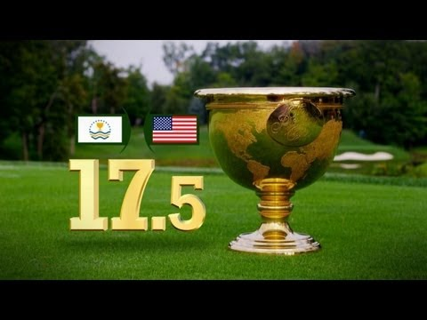 Numbers to Know: Presidents Cup