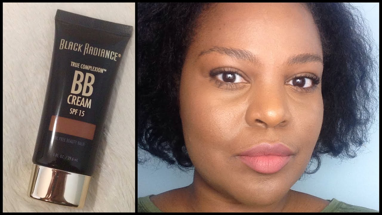 Black Radiance BB Cream First Impression | MAKEUP MONDAY - YouTube