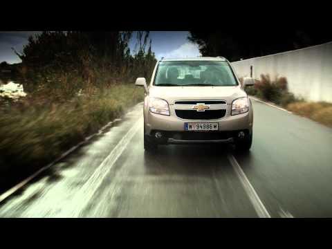 Chevrolet Orlando roadtest