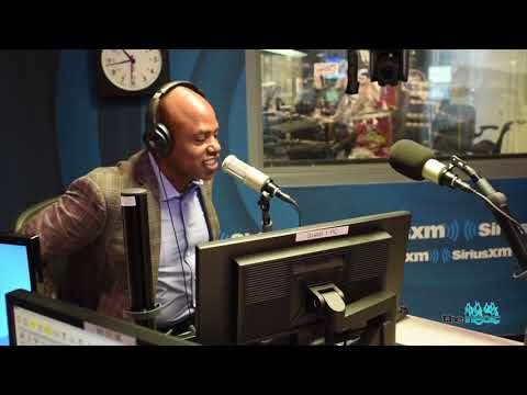 Dion talks with Kevin Frazier of Entertainment Tonight