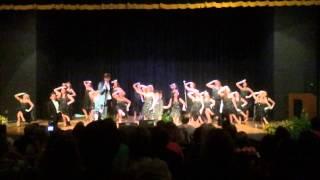"""GHS Show Choir 2014 - """"Sit Down, You"""
