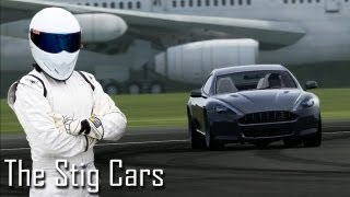 The Stig´s Cars | Top Gear | Aston Martin Rapide | Forza 4 MotorSport