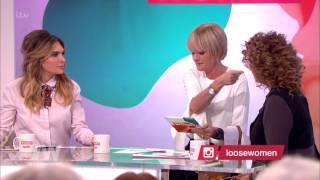 Jane Reads Out The Comments From Those With Social Anxiety   Loose Women