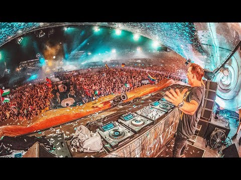 Hardwell  at Tomorrowland 2018 WEEK 2 FULL SET