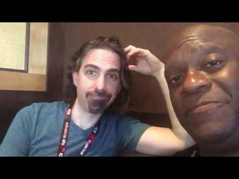 Bear McCreary MARVEL's Agents Of Shield Composer On Zennie62 #SDCC