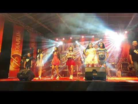 Don't Let Me Down - Nella Kharisma LAGISTA LIVE Ngrambe Ngawi
