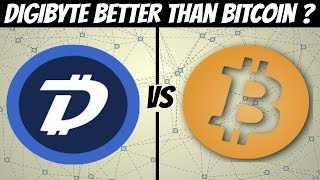 DigiByte vs Bitcoin | Which One Is Better to Use ? (Crypto)