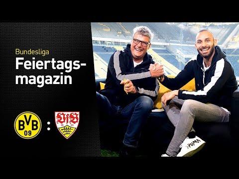 BVB Matchday Magazine w/ Ömer Toprak   🎉  BVB - VfB Stuttgart