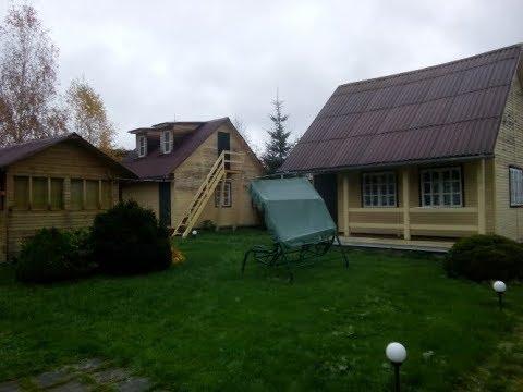 Два #дома по цене одного с обстановкой #Клин Гафидово СНТ #Строитель #АэНБИ #недвижимость