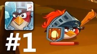 Angry Birds Epic RPG - Part 1 [Walkthrough] Gameplay