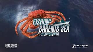 Fishing: Barents Sea - King Crab DLC Trailer
