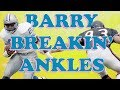 Barry Breakin' Ankles   NFL Highlights