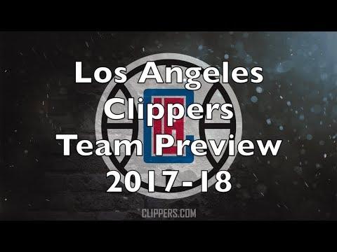 LA Clippers Team Preview 2017-18