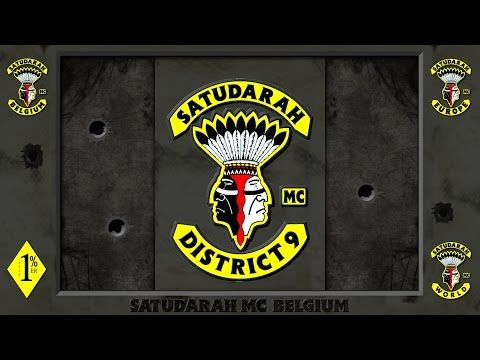 Satudarah Mc (B) Chapter District 9 - 4th Anniversary 2016 - Part 6